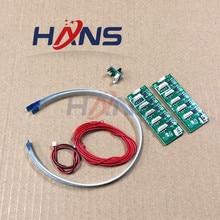 1set. Chip decodificador para epson stylus pro 7800 9800 7880 9880 4800 4880 placa de decodificador impressora