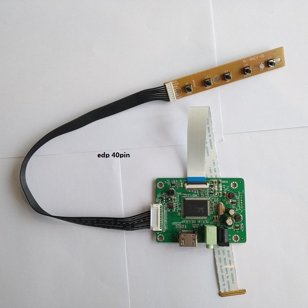 DRIVER Controller Board SCREEN Display 1920X1080 40Pin DIY KIT For NV156FHM VGA 15.6