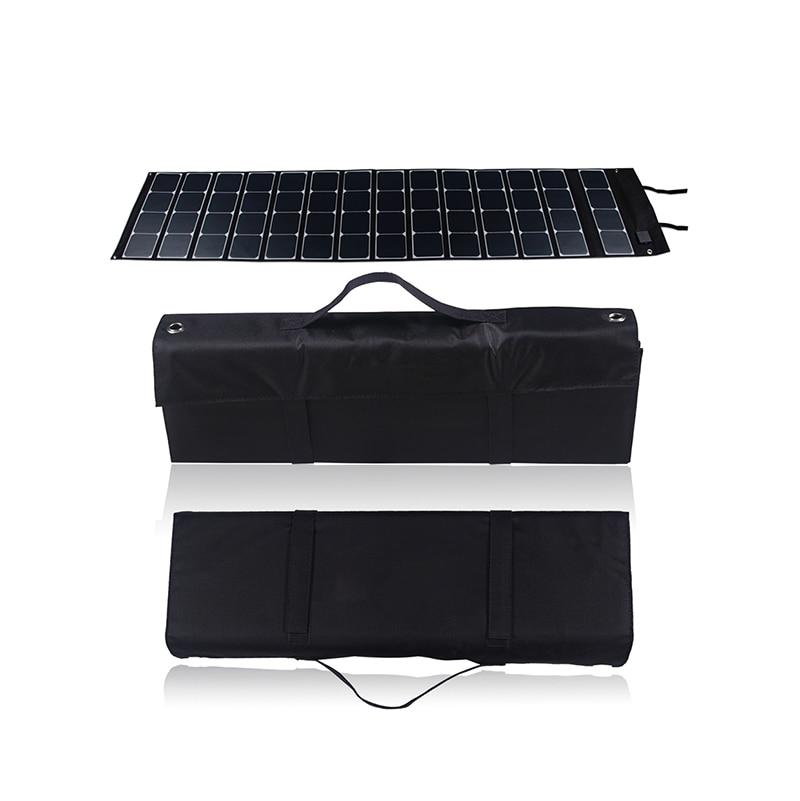 alta eficiência 25% painel solar portátil 300w