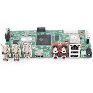 Image 2 - Сетевой видеорегистратор системы видеонаблюдения H.265 16 каналов 1080P NVR/4 канальный мп N XVI/AHD/CVI/TVI/CVBS/IP 6 в 1 гибридная плата DVR