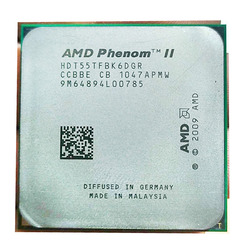AMD Phenom II X6 1055T 2.8 Ghz/6 M/125 W Six-Core Presa AM3/ AM2 + 938 pin CPU Processore Spedizione Gratuita
