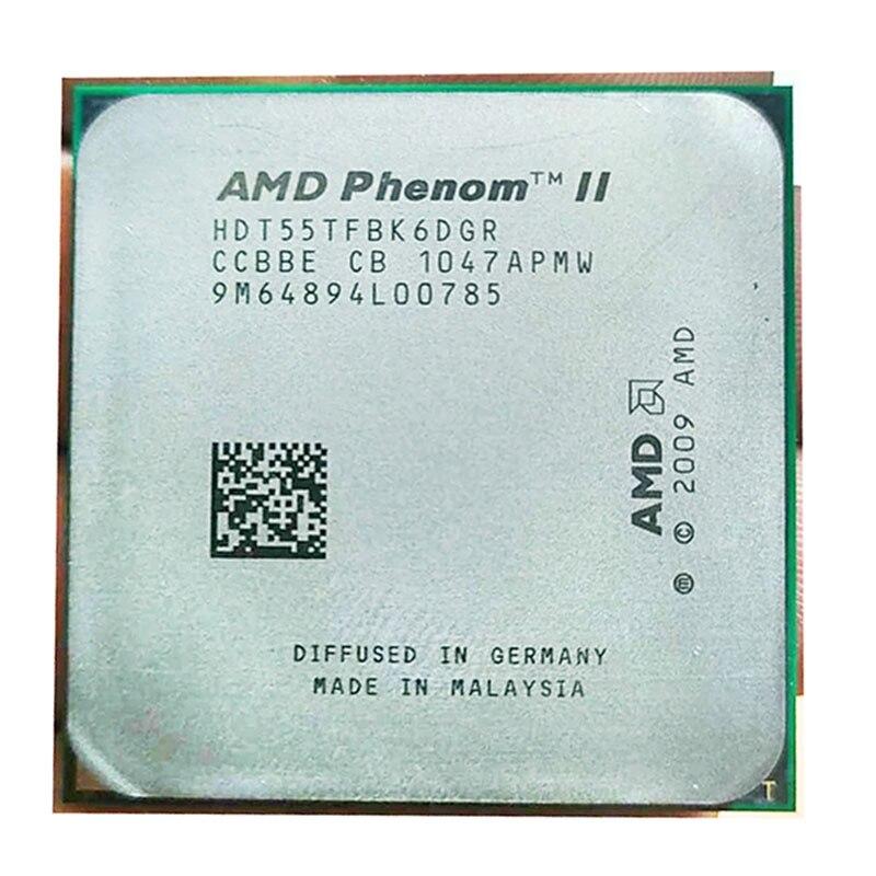 AMD Phenom II X6 1055T 2.8 Ghz/6 M/125 W Six-Core Soquete AM3/ AM2 + 938 pin CPU Processor Frete Grátis