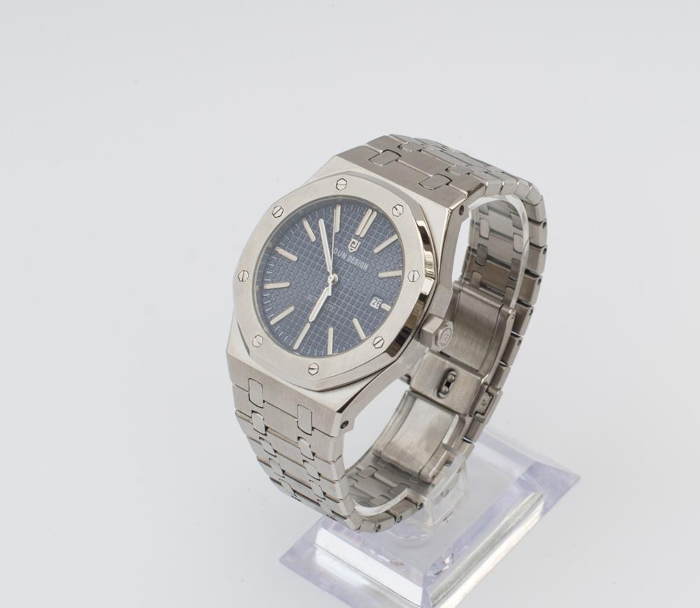 DIDUN Wristwatch Mechanical-Watch Stainless Military Waterproof Top-Brand Luxury Automatic