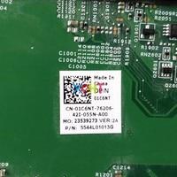 2g עבור מחשב נייד CN-01C6NT 01C6NT 1C6NT w i7-4500U מעבד w GT750M / 2G GPU עבור Dell Inspiron 14R 3437 5437 Notebook PC מחשב נייד Mainboard Motherboard (3)