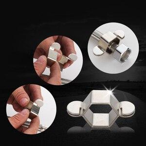 Ручной инструмент для водонагревателя, гаечный ключ, простой в использовании шестигранный шланг, аксессуары для смесителя, многоразовый кл...