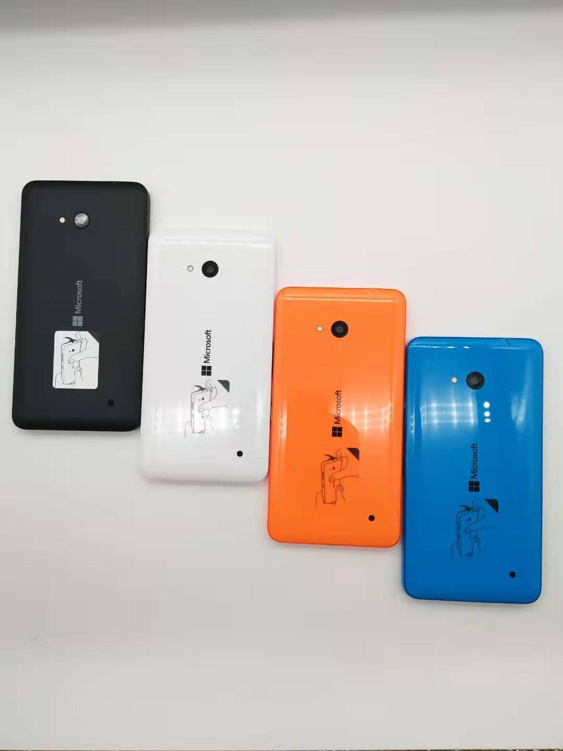 Original Nokia <font><b>Lumia</b></font> 640 & <font><b>Lumia</b></font> <font><b>640XL</b></font> single SIM & Dual SIM 5.0inch 8MP Quad core 8GB ROM 1GB RAM Unlocked Touchscreen Good! image