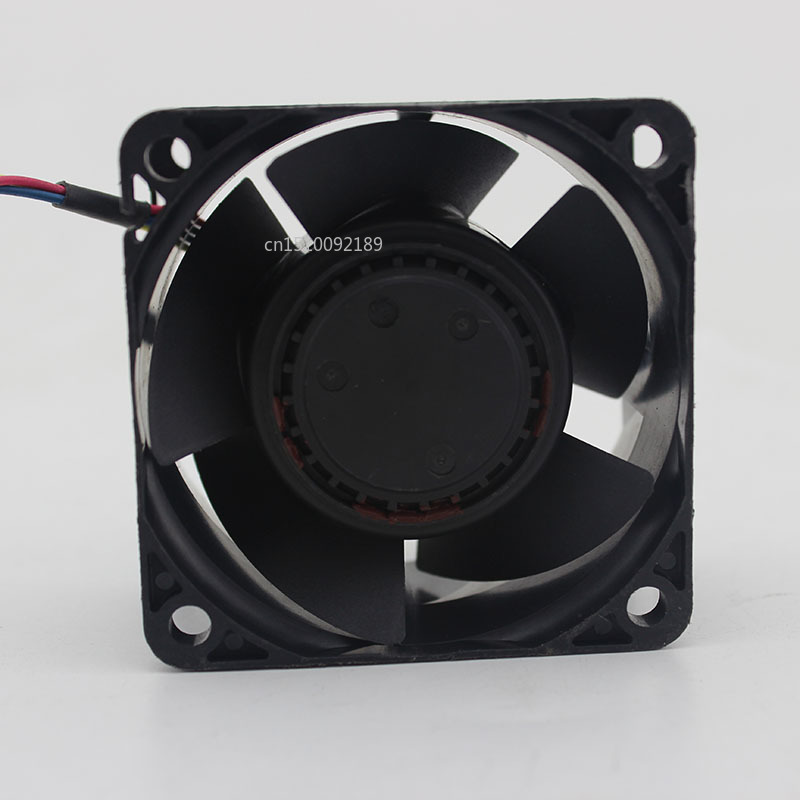 For T60E12BUA5-57 Z05 DC 12V 2.3A 60x60x38mm Server Cooler Fan Free Shipping