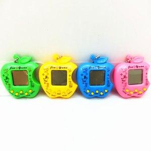 Image 2 - Электронные игрушки для домашних животных, виртуальные компьютерные Домашние животные, игра тамагочи, домашние животные, ЗАБАВНЫЕ РЕТРО 168 домашних животных в машинных играх, детская игра, произвольный цвет
