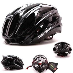 Image 5 - CAIRBULL route casque de vélo ultra léger casques de vélo hommes femmes VTT équitation cyclisme intégralement moulé casque lunettes de soleil