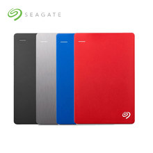 Seagate disco rígido externo 500gb, 1tb 2tb 4tb backup plus slim usb 3.0 hdd 2.5