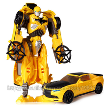 LoL special promotion 19.5cm model deformable vehicle robot plastic doll toys education children's best Christmas gift