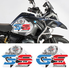 Oil Gas Fuel Stickers Decals Adventure Fits For BMW R1200GS R1200 R 1200 ADV GS Tank Pad Protector 2014 2015 2016 2017 2018 bjmoto for bmw r1200gs adv adventure 2014 2015 2016 2017 2018 moto fender beakfuel tank 3d silicone sticker cover decal tank pad