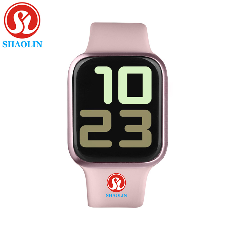 Smart Watch Series 5 Full Touch Screen Waterproof SmartWatch For IPhone Apple Watch Android Phone Women Men Smartwatch PK IWO 12
