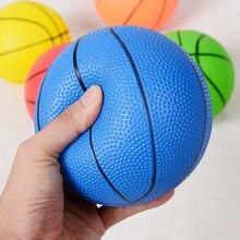 6 zoll Basketball Fußball Gummi Ball Für Kinder Sport Outdoor Spielzeug Jungen Mädchen 2 3 4 5 Jahre Alt Sensorischen spielen Kinder Speelgoed