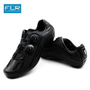 Image 5 - FLR Road Professional Road Bike SPD Carbon Cycling Shoes Racing Shoes  Fiber Road Bike Shoes Athletic Bicycle Sports Shoes FXX