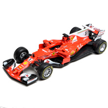 Bburago 1/43 1:43 2017 Vettel  No5 F1 Formula 1 Racing Car Diecast Display Model Toy For Kids Boys Girls formula 1 2010 гонки racing page 1