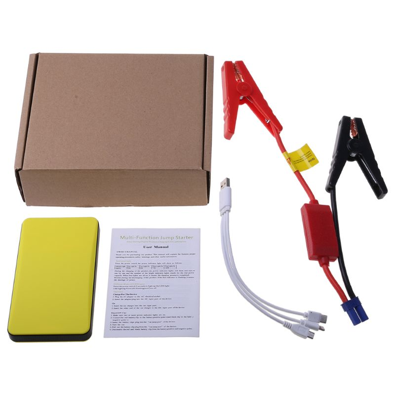 cheapest 12V 20000mAh Multi-Function Car Jump Starter Power Bank Emergency Charger Booster Battery Y98C