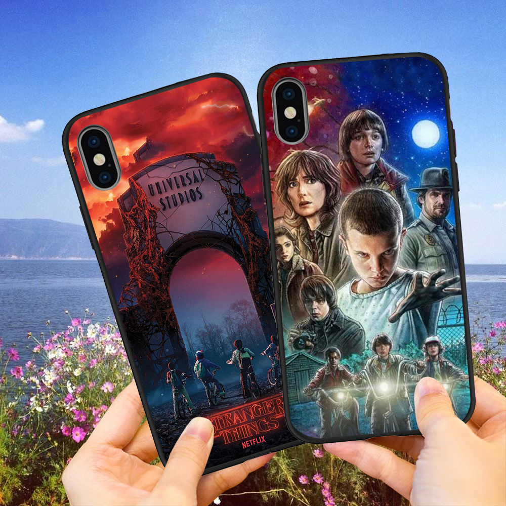 Good quality and cheap coque iphone 6s stranger things in