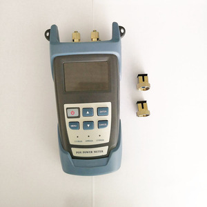 Image 2 - Compteur dénergie optique portatif de PON avec la longueur donde dessai de réseau de PON (1490nm, 1550nm,1310nm) ONT / OLT RY P100