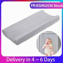 Dropshipping Portable Diaper Changing Pad Clutch For Newborn Foldable Clean Hands Changing Station Kit Waterproof Travel Mat