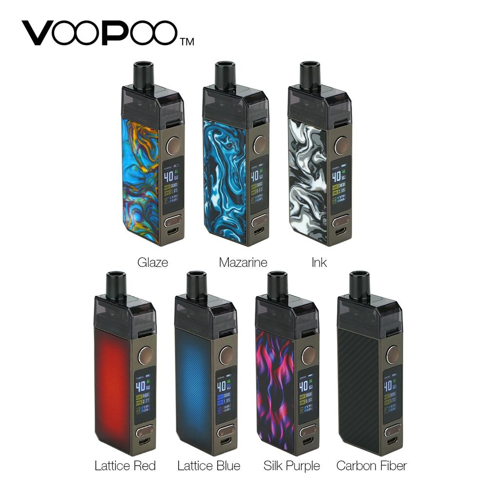 In Stock Original VOOPOO NAVI Pod Kit With 1500mah Battery 3.8ml Pod GENE.AI Chip &  40W Navi Mod E-cig Vape Pod Kit VS Vinci X