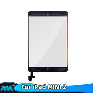 100% Working For iPad Mini 2 Touch Screen A1432 A1454 A1455 A1489 A1490 A149 Digitizer IC Cable Sensor Glass No Home button(China)
