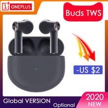 Oryginalne słuchawki OnePlus Buds TWS bezprzewodowe Z IPX4 bezprzewodowe Bluetooth 5.0 dla OnePlus 6/6T/7/7 Pro/7T/7T Pro/8/8 Pro/Nord