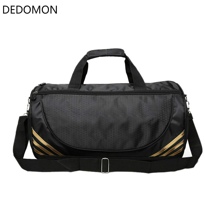Quality Fitness Gym Sport Bags Men And Women Waterproof Sports Handbag Outdoor Travel Camping Multi-function Bag