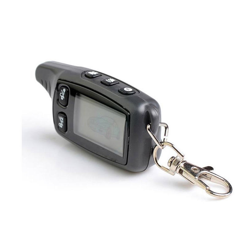 TW 9020 TW 9030 LCD Remote Control Key For Tomahawk TW-9030 TW-9020 Two Way Car Alarm Russian Tomahawk TW9030 TW9020 Keychain