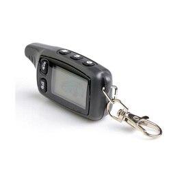 Tw 9020 Tw 9030 Lcd Afstandsbediening Sleutel Voor Tomahawk TW-9030 TW-9020 Twee Manier Auto Alarm Russische Tomahawk TW9030 TW9020 sleutelhanger