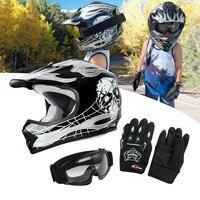 DOT Kids Youth Child Kids Helmet Offroad Dirt Bike ATV Girls Boys Safety Sports Cycling Helmets casco moto gifts Cycling kask 5