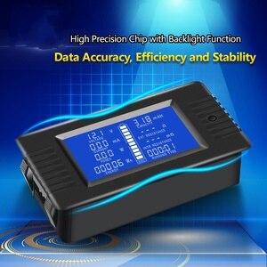 Image 4 - PZEM015 DC 200V 300A Voltmeter Amperemeter Auto Batterie Tester Kapazität widerstand strom Spannung Meter monitor 12v 24v 48v 96v