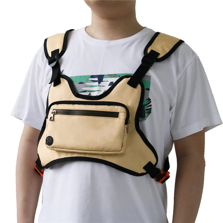 He9fdee3132cb4397973973ecad016035X - Fashion Chest Rig Bag For Men Waist Bag Hip hop streetwear functional Tactical Chest Mobile Phone Bags Male Fanny Pack Casual