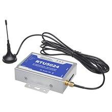 RTU5024 GSM двери ворот, релейный коммутационный пульт дистанционного управления Беспроводной открывалка для бутылок с 300 см антенна путем бесплатного звонка 850/900/1800/1900 МГц