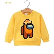 Lazy egg yolk gudetama Толстовка для девочек/Одежда мальчиков;