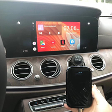 Carplay Ai Box samochodowy odtwarzacz multimedialny 4 + 64G Android 9 0 dla forda mustanga Fiesta Focus Escape Fusion Edge Explorer wyprawa F-15 tanie tanio Azton CN (pochodzenie) podwójne złącze DIN 8 8 cala 10 25 150w car electornics Depends on the screen of your car bluetooth