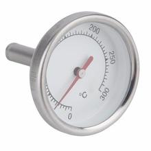 Домашний Кухонный Термометр для мгновенного чтения, Кухонный Термометр из нержавеющей стали для приготовления пищи, кофе, молока, вспенивания