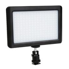 Portable 192Pcs LED Shooting Light SLR Camera Fill Light Video Camera Live Light Suitable For Most SLR Cameras H052
