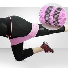 Adjustable Elastic Bands Leg Thighs Belt Glute Hip Slip-Resistant for Home Fitness Gym Training Equipment
