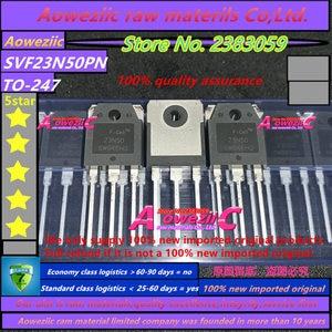 Image 2 - Aoweziic 2019 + 100% novo importado original svf23n50pn svf23n50 23n50 a 247 fet 23a 500 v para a máquina de solda mos