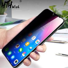 privacy screen protector tempered glass for huawei p10 p20 p30 lite HD pro Anti-peeping