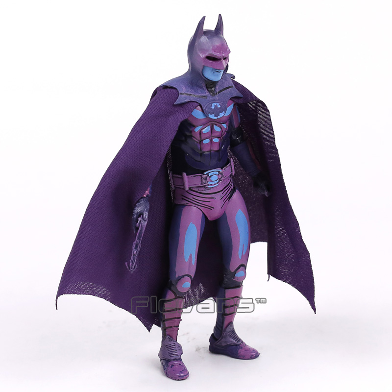 Image 3 - NECA  Classic Video Game Appearance Batman Action Figure Collectible Batman Model ToyAction & Toy Figures   -