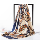 Silk Scarf Fashion P...