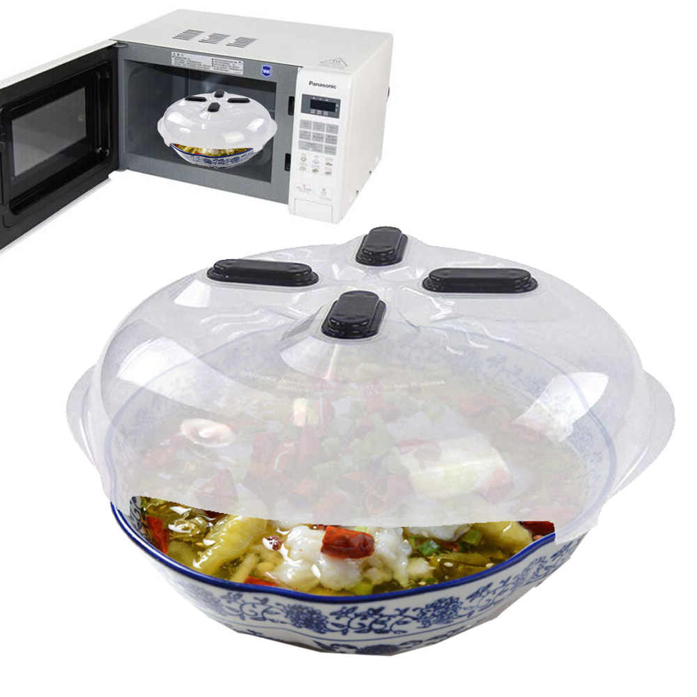 magnet heating lid microwave hover anti