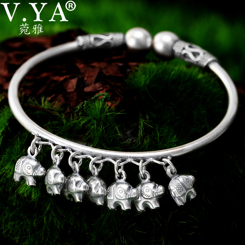 VYA Solid 925 Sterling...