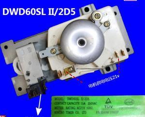 Image 1 - משמש מיקרוגל תנור חלקי טיימר מתג 21V DWD60SLII/2D5
