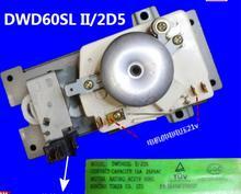 Piezas usadas para horno microondas, interruptor de temporizador, 21V, DWD60SLII/2D5