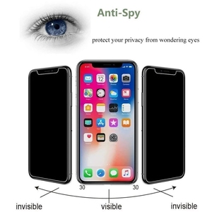Image 2 - Privacy Screen Protectors for Apple IPhone 7 8 6 6s Plus 9H HD for IPhone 11 12 Pro Max XR XS Max SE2020 Anti Spy Tempered Glass