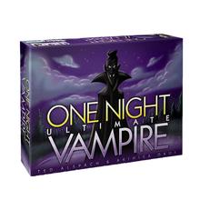 Полный английский One Night Ultimate вампиры таинственный Таро колода настольная игра карты взрыв Высокое качество 3-10 игроков игра