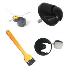 Wheel Brush Motor for Irobot Roomba 500 600 700 800 560 570 650 780 880 Series Vacuum Cleaner Robot Parts Accessories high quality accessory brush for irobot roomba 500 parts 520 530 540 550 560 570 580 series vacuum cleaner replacement